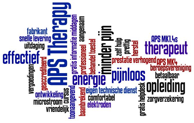 APS Therapy voor minder pijn meer energie en versneld herstel