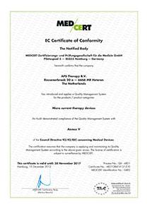 CD 93-42-EEC Annex V