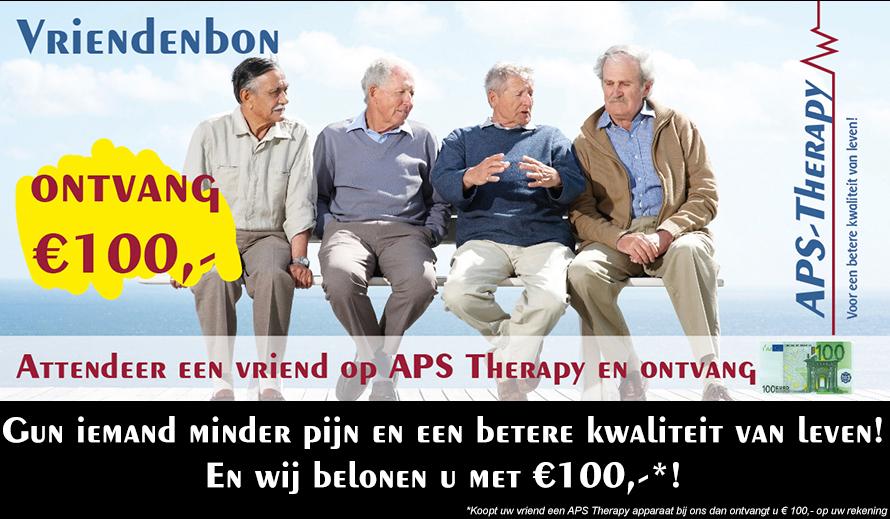 Vriendenbon APS Therapy